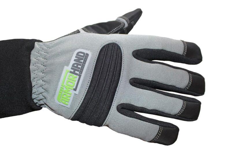 Product Full Fingered Armor Hand Glove