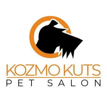 kozmo kuts salon logo