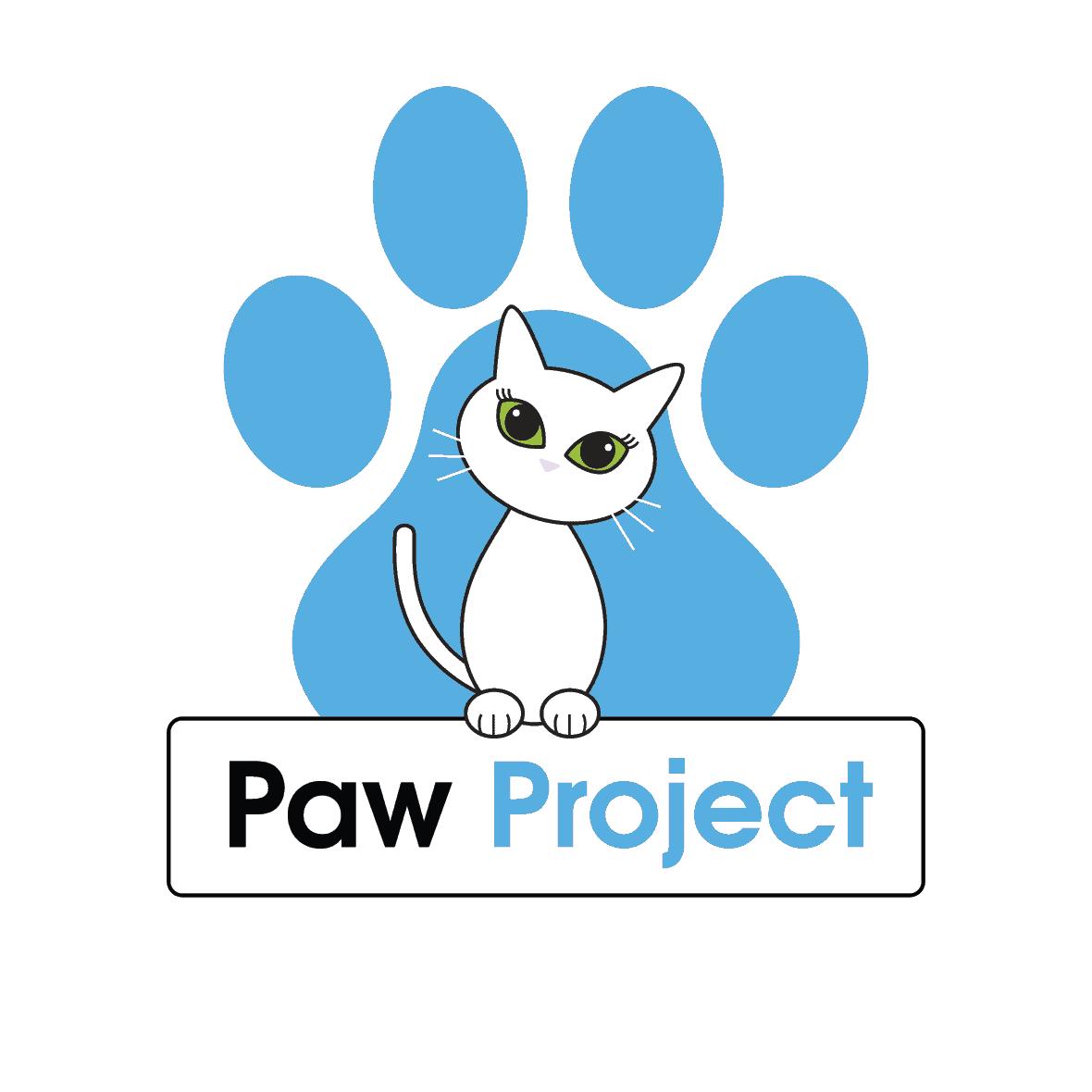 paw project logo