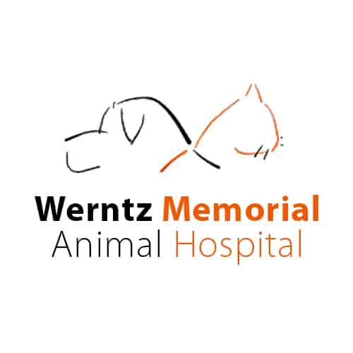 werntz memorial veterniary logo